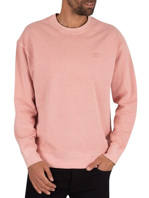 Levi's Authentic Logo Sweatshirt - Pink