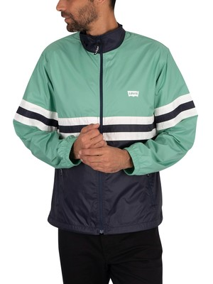 Levi's Colourblock Windbreaker Jacket - Night Watch