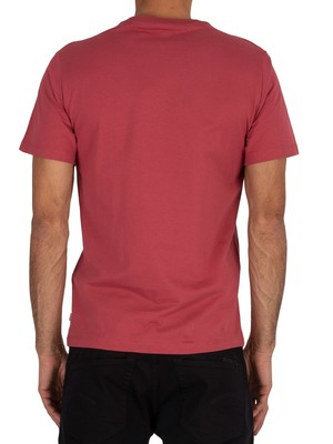 Levi's Housemark Graphic T-Shirt - Tonal Red