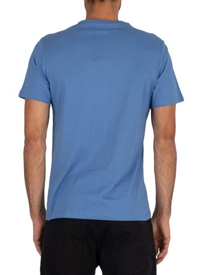 Levi's Housemark Graphic T-Shirt - Tonal Blue