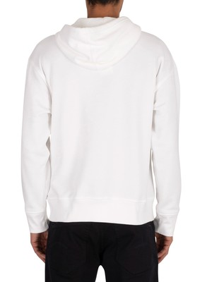 Levi's Relaxed Graphic Pullover Hoodie - White
