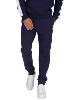 Lyle & Scott Side Panel Joggers - Navy