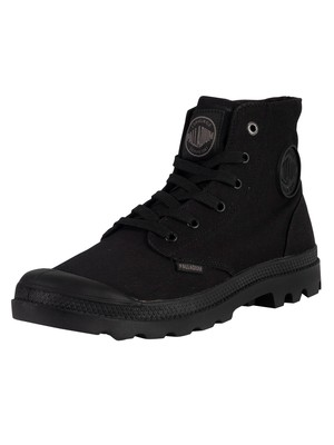 Palladium Mono Chrome Boots - Black