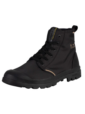Palladium Pampa Lite+ Recycle WP Boots - Black/Black