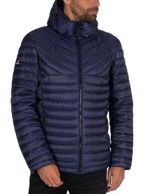 Superdry Desert Alchemy Fuji Jacket - Atlantic Navy
