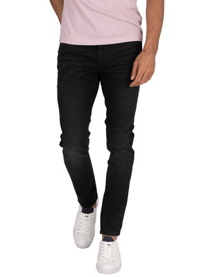 Superdry Skinny Travis Jeans - Berkeley Black