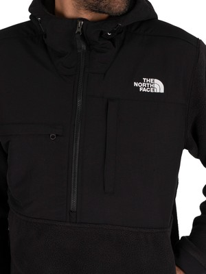 The North Face Denali Anorak Jacket - Black
