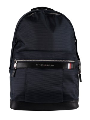 Tommy Hilfiger Elevated Nylon Backpack - Sky Captain