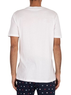 Tommy Hilfiger Graphic T-Shirt - Classic White