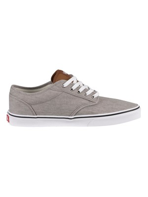 Vans Atwood Enzyme Wash Trainers - Drizzle/White