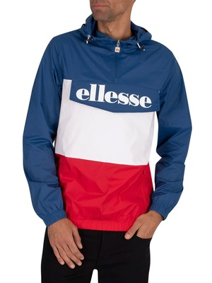 Ellesse Domani Jacket - Blue/Red