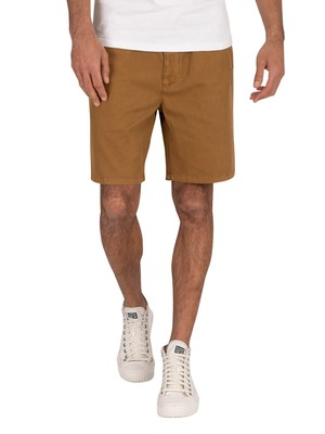 Superdry Sunscorched Chino Shorts - Ukon Gold