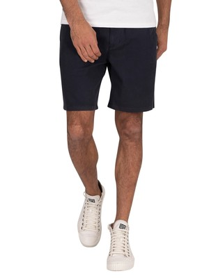 Superdry Sunscorched Chino Shorts - Midnight Navy