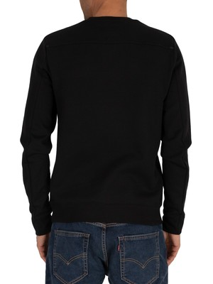 Tommy Hilfiger Essentials Sweatshirt - Black