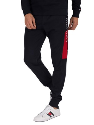 Tommy Hilfiger Intarsia Joggers - Desert Sky