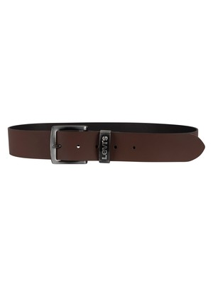 Levi's Pilchuck Leather Belt - Brown