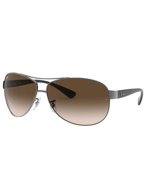 Ray-Ban RB3386 Aviator Sunglasses - Brown Gradient