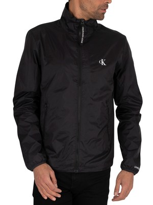 Calvin Klein Jeans Harrington Jacket - Black