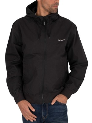 Carhartt WIP Marsh Jacket - Black/White