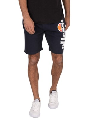 Ellesse Bossini Fleece Sweat Shorts - Navy