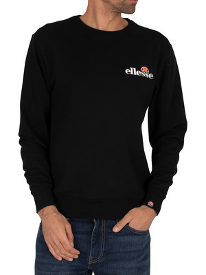 Ellesse Fierro Sweatshirt - Black