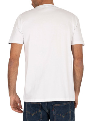 Ellesse Grosso T-Shirt - White