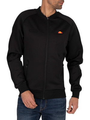 Ellesse Nero Track Jacket - Black