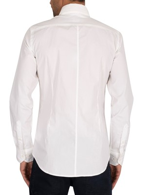 G-Star Core Super Slim Shirt - White
