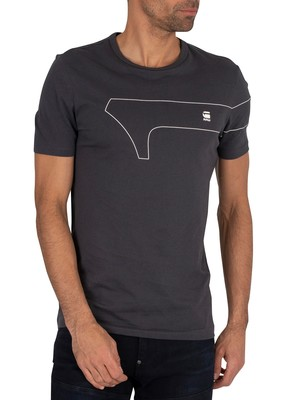 G-Star One Slim T-Shirt - Lead