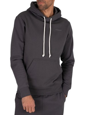 G-Star Originals Backpanel Pullover Hoodie - Lead