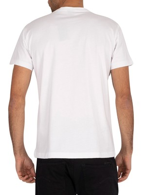 Hackett London AMR T-Shirt - White