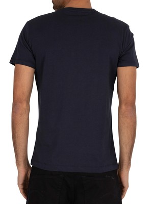 Hackett London AMR T-Shirt - Navy