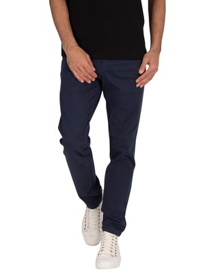 Jack & Jones Marco Bowie Chinos - Navy Blazer