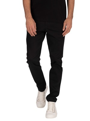 Jack & Jones Marco Bowie Chinos - Black