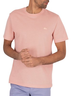 Lacoste Logo T-Shirt - Pink