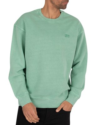 Levi's Authentic Sweatshirt - Green