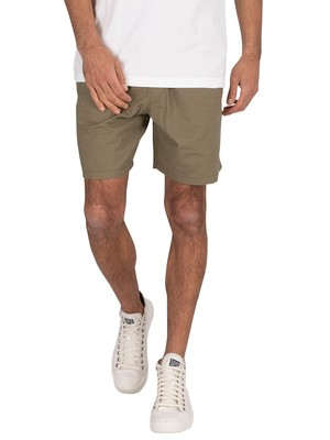 Levi's Lightweight Walking Shorts - Muddy Forest