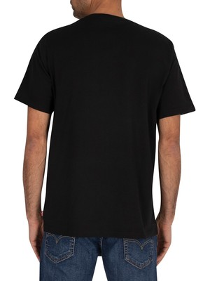 Levi's Relaxed Graphic T-Shirt - Black
