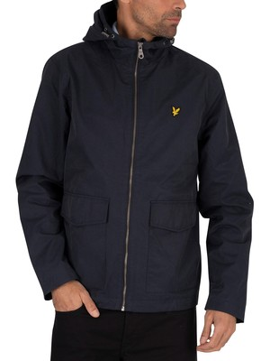Lyle & Scott Double Pocket Jacket - Dark Navy