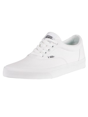 Vans Doheny Canvas Trainers - Triple White