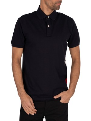 Tommy Hilfiger Insert Regular Polo Shirt - Desert Sky