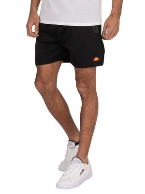 Ellesse Ebano Sweat Shorts - Black