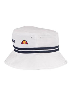 Ellesse Lorenzo Bucket Hat - White