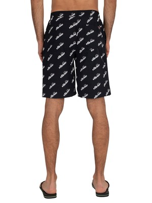 Ellesse Padua Swim Shorts - Black