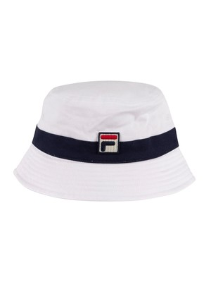 Fila Basil Bucket Hat - White
