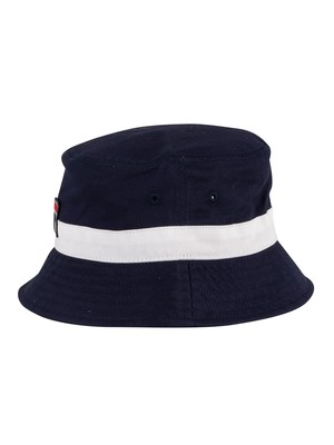Fila Basil Bucket Hat - Peacoat