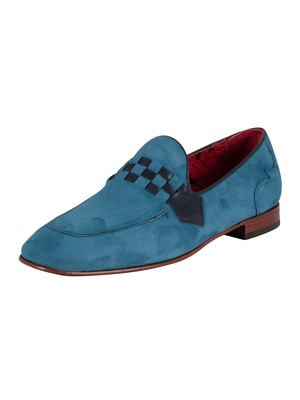 Jeffery West Martini Suede Loafers - Monoca Kid