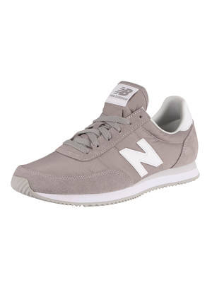 New Balance 720 Heritage Racing Trainers - Team Away Grey/White