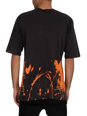 Religion Blast T-Shirt - Washed Black