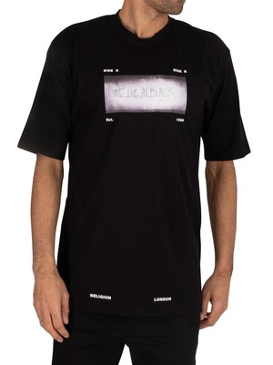 Religion Derelict T-Shirt - Black